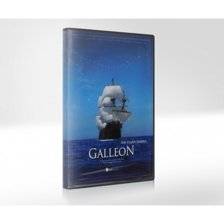 DVD Documental El Galeón