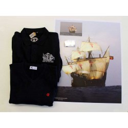 Polo + Jersey + imán + postal + póster
