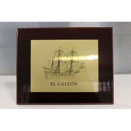 Metopa El Galeón