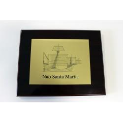 Metopa Nao Santa María