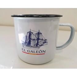 Taza El Galeón
