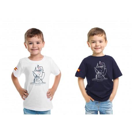 Camiseta niños EIVM