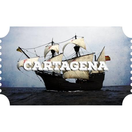Cartagena - Nao Victoria (24/10/18 - 04/11/18)