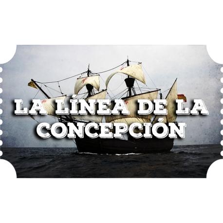 La Línea - Nao Victoria (6/12/18 - 9/12/18)