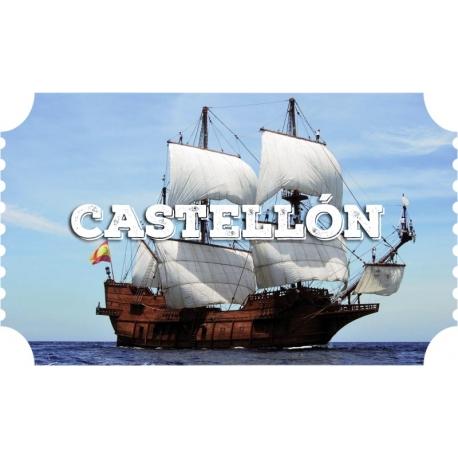 Castellón - El Galeón (25/4 - 29/4)