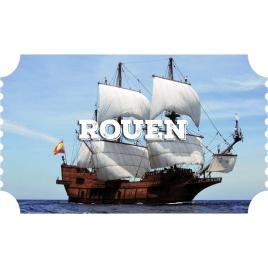 Rouen - El Galeón (06/06 - 06/16)