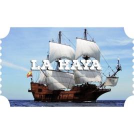 La Haya - El Galeón (06/20 - 06/23)
