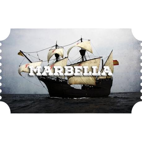 Marbella, Nao Victoria (27/2 - 10/3)