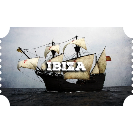 Ibiza Nao Victoria ( 4/24 - 4/28)