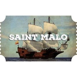 Saint Malo - El Galeón (24/07 - 04/07)