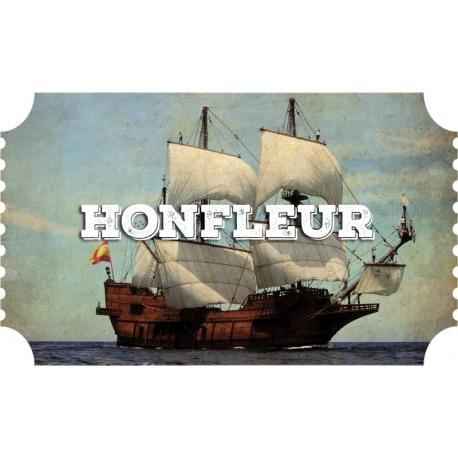 Honfleur - El Galeón (07 au 18 du août)