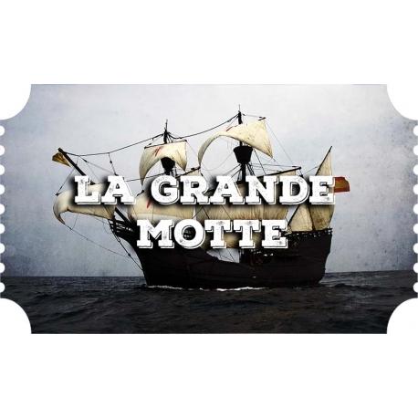 La Grande Motte (11/7 - 21/7)