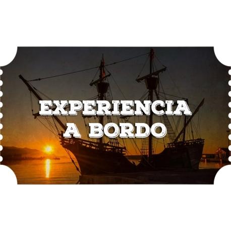 Experiencia a bordo (Málaga)