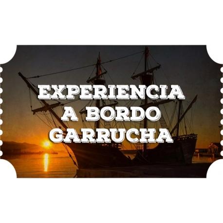 Experiencia a bordo (Garrucha)