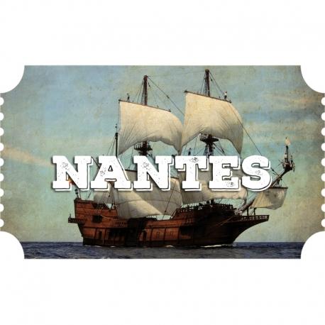 Nantes - El Galeón (20/6/18 - 1/7/18)