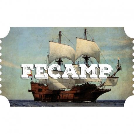 Fecamp-El Galeón (4/7/18-10/7/18)