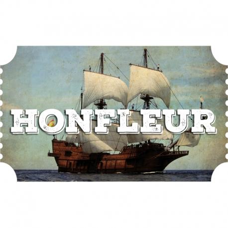 Honfleur - El Galeón (12/7/2018 - 12/7/2018)