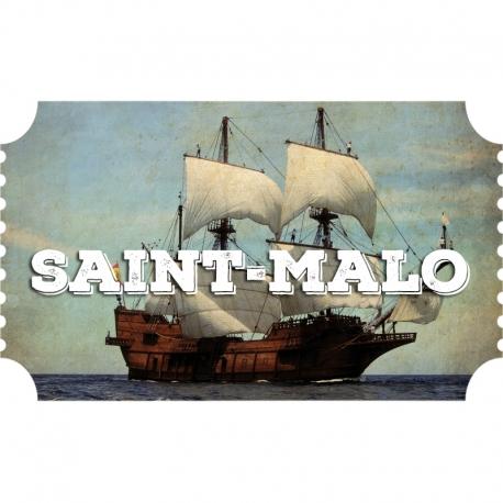 Saint-Malo - El Galeón (08/01/18 - 08/08/18)