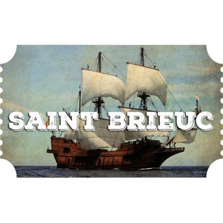 Saint Brieuc - El Galeón (29/08/2018 - 02/09/2018)