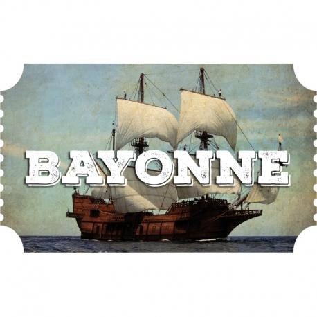 Bayonne - El Galeón (09/07/2018 - (09/17/2018)