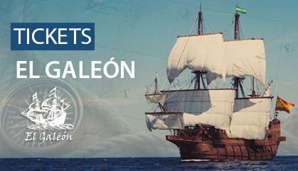 Tickets El Galeón