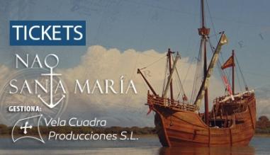 Tickets Nao Santa María