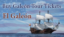 Tickets Galeon