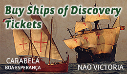 Tickets Discovery Ships